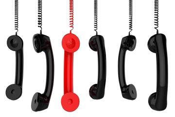Call Us Service - Image Credit Free Range Stock - StuartMiles