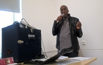 DJ Ezekiel Marley @ Mentoring Matters - Feb 2016