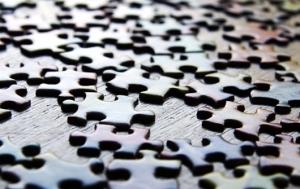 Jigsaw Scatter - Image Credit Free Range Stock - Chance Agrella