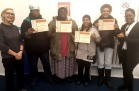 Money Course - Participants received certificates