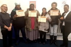 Money Course - Participants received certificates